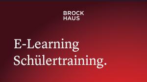 Brockhaus eLearning Schülertraining