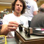 Reparatur Schallplattenspieler